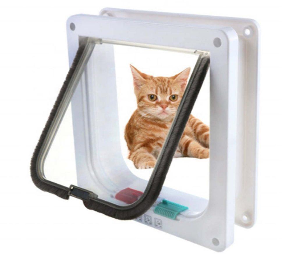 Katzenklappe, Katzentür