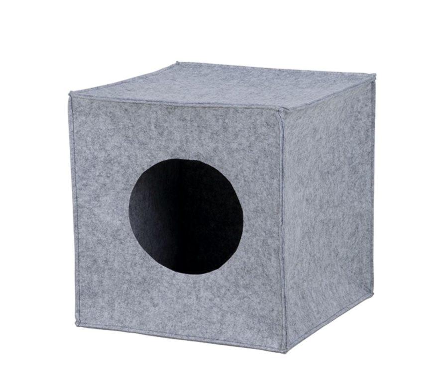 Katzenhöhle für Regal